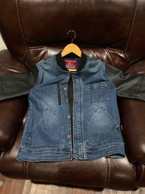Active denim jacket for Sale in Gardena, CA