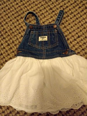 Oshkosh Bgosh Overall dress for Sale in Barrington, IL
