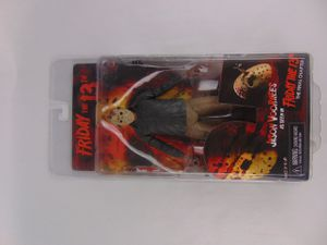 Friday the 13th the Final Chapter NECA Action Figure Sealed Horror for Sale in Los Angeles, CA