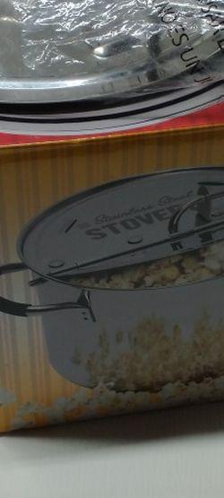 Stove Top Popcorn Popper for Sale in Moreno Valley,  CA