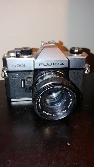 Fujica ST801 LED Film SLR Camera for Sale in Marietta, GA
