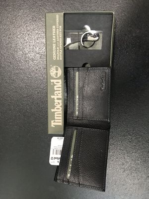 Timberland Leather Billfold with Bottle Opener Key Fob (brand new) for Sale in San Francisco, CA