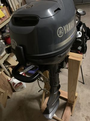 2013 Yamaha 6hp outboard for Sale in Brookhaven, GA