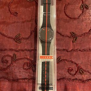 Authentic Vintage Swatch GZ119 Numbered Edition 2854 of 5555 - Felice Varini 1991 for Sale in Leesburg, VA