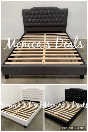Queen diamond bed & mattress $280 for Sale in Whittier, CA