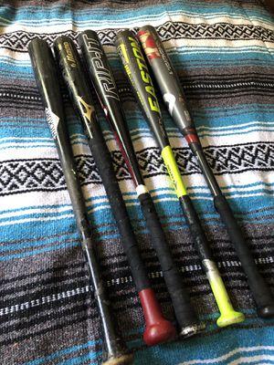 BBcor Baseball Bats (5) for Sale in Orlando, FL