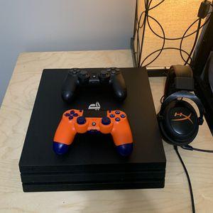 PS4 Pro 1TB for Sale in Duarte, CA