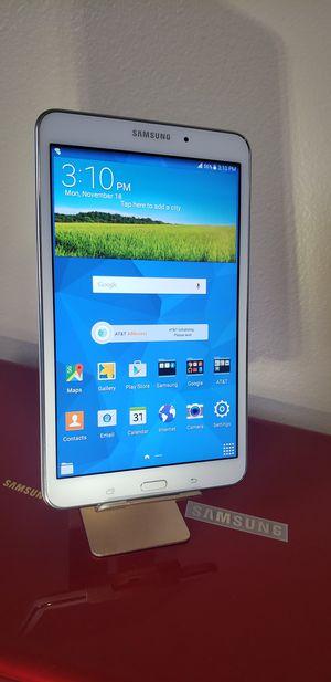 "New Samsung Galaxy Tab 4 16GB AT&T Unlocked .Liverado..4G/ LTE...8 "" In No Trade No Shipping for Sale in Los Angeles, CA"
