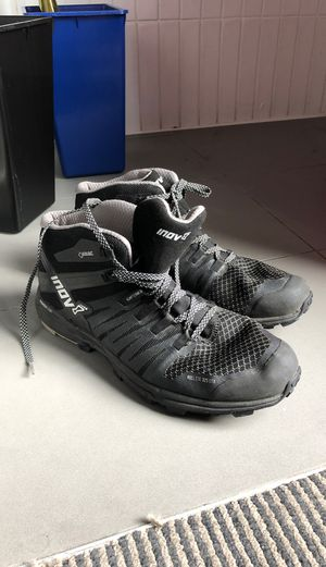Inov8 boots size 11 for Sale in Jersey City, NJ