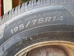 Hankook 195/75/r14 tires New for Sale in Irving, TX