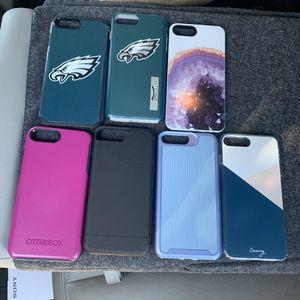 iPhone 6,7,8 plus phone cases for Sale in Azusa, CA