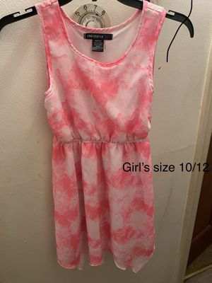 Girls dress size 10/12 for Sale in Mundelein, IL