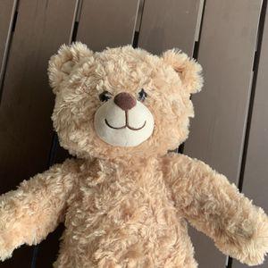 Build a bear original teddy bear for Sale in San Diego, CA