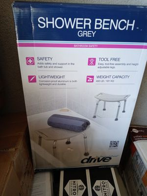 Drive shower bench for Sale in Santa Ana, CA