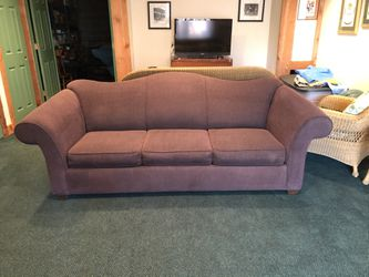 Queen Sleeper Sofa - Must Pick Up for Sale in Willoughby,  OH