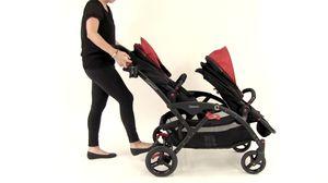 Contours options tandem stroller for Sale in Riverside, CA