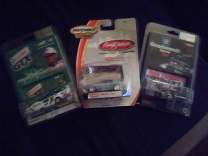Model NASCAR collectors cars. for Sale in Dallas, TX