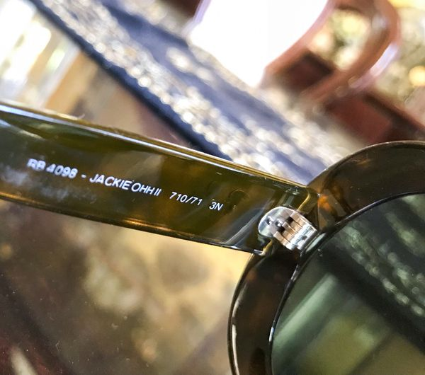 2674855401 50% Off! Authentic! Jackie Ohh II RayBan 🕶 for Sale in Murrieta