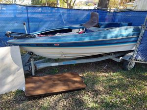 Boat Only. No trailer. will trade for Sale in Dallas, TX