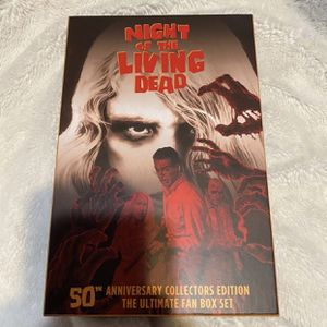 Night Of The Living Dead Criterion Set Fye Exclusive for Sale in Visalia, CA