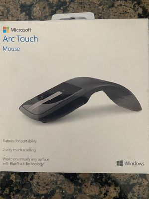 Microsoft arc touch mouse for Sale in Fresno, CA
