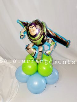 Toy Story Woody &buzz Lighter Balloons Decorations for Sale in Pomona,  CA