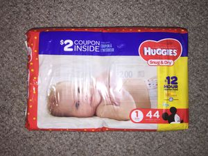Newborn diapers for Sale in Sturbridge, MA