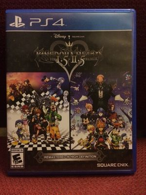 Kingdom Hearts 1.5 +2.5 *PS4* for Sale in Norcross, GA