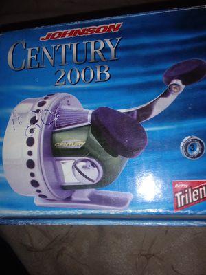 Century 200B fishing reel for Sale in Phoenix, AZ