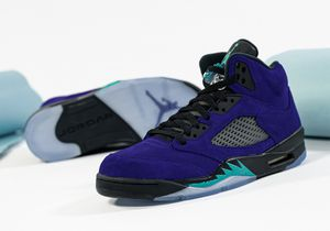 Brand New Jordan 5 Grape Size 11 for Sale in Round Rock, TX