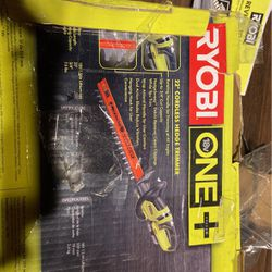 Ryobi 22inch Hedge Trimmer for Sale in Cleveland,  OH
