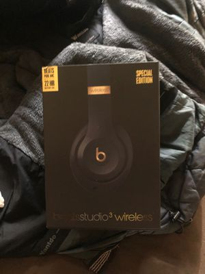 Beats studio 3 wireless for Sale in Vienna, VA