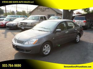 2006 Mitsubishi Lancer for Sale in Happy Valley, OR