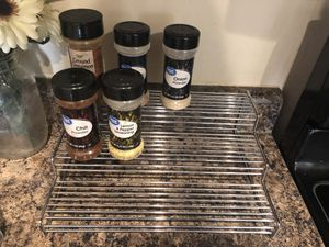 Metal spice rack for Sale in Avondale, AZ