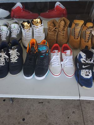 Nike, jordan, adidas, timberland, $49 and under for Sale in Columbus, OH
