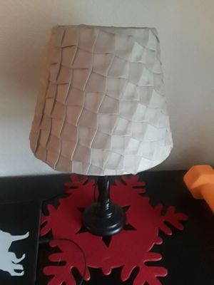 Two matching lamps for Sale in Portland, OR