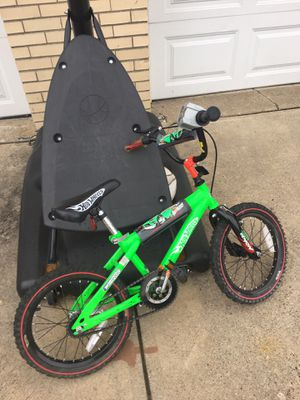 Hot Wheels Kids bike for Sale in North Huntingdon, PA