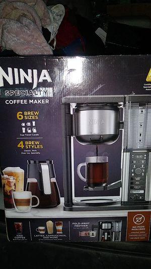 Ninja Specialty Coffee Maker BRAND NEW for Sale in Zephyrhills, FL