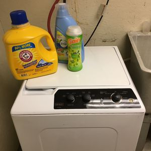 Crosley 5 cycle Washer! Kenmore compact Heavy duty Dryer for Sale in Mount Oliver, PA