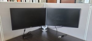 "Acer LED 24"" monitors and monitor arms for Sale in Irvine, CA"