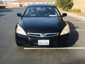 2007 Honda Accord ex one owner low miles for Sale in Elk Grove, CA