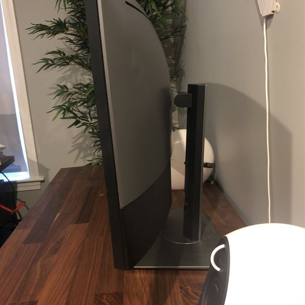 Dell Ultrawide Curved Monitor