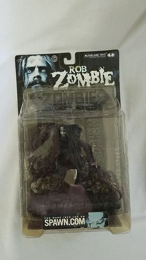 Rob Zombie mcfarlane spawn figure for Sale in Riviera Beach, FL