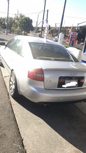 04 Audi A6 Quattro sport 2.7Tubro for Sale in Stockton, CA