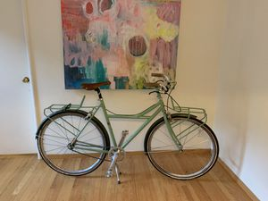 """Handmade Sycip, one-of-a-kind, cruiser bicycle, 21"""" frame for Sale in Albany, CA"""