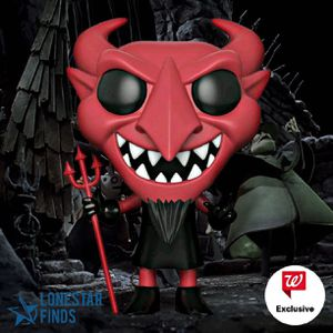 Funko POP! Disney The Nightmare Before Christmas Devil Walgreens Exclusive Figure #453 for Sale in Universal City, TX