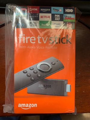 Brand New Amazon Fire Tv Stick for Sale in Cleveland, OH