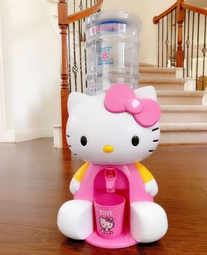 Hello kitty water machine for Sale in Plano, TX