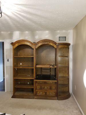 Three section bookcase for Sale in Alexandria, VA
