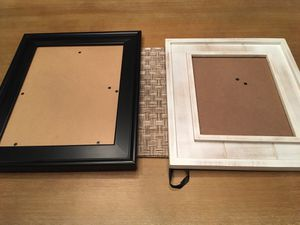 Two Photo Frames -FREE for Sale in Midlothian, VA